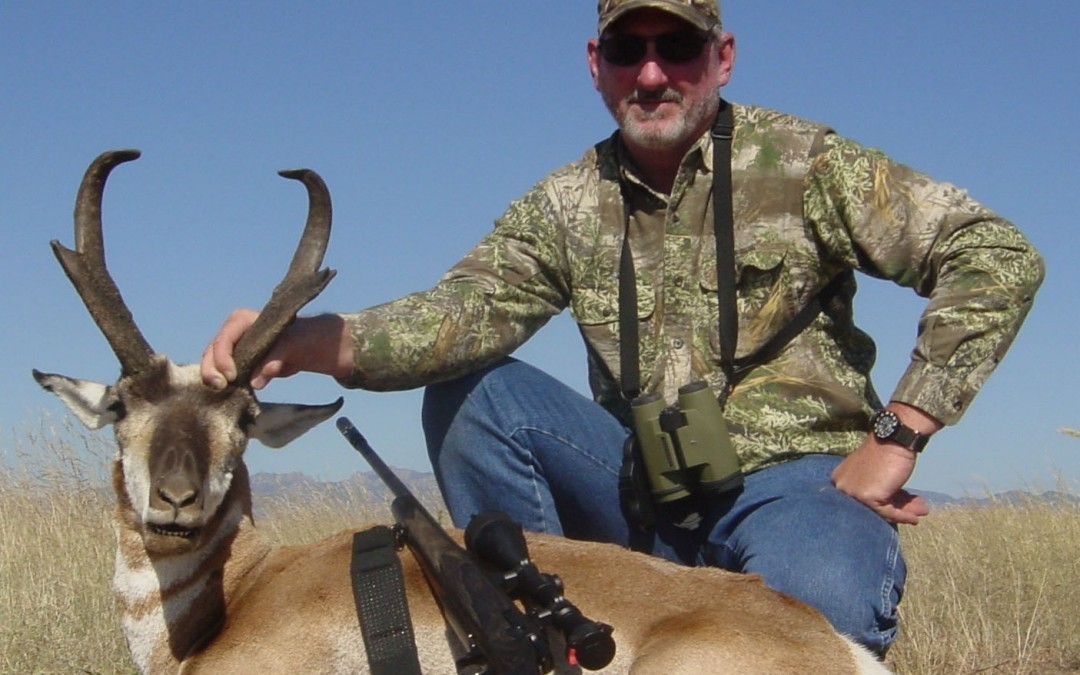Pronghorn Season Begins