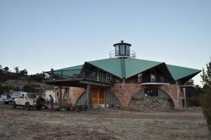Bison Hunt Lodge Texas