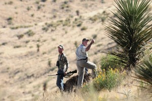 Free Range Aoudad Hunting