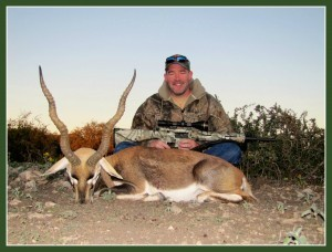 Texas Exotic Hunts - Double Diamond Outfitters