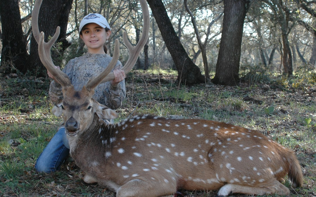 Spring Hunting in Texas – Axis Deer Hunts & Turkey Hunts