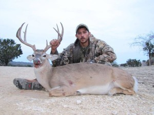 Texas Whitetail Deer Hunting - Texas style