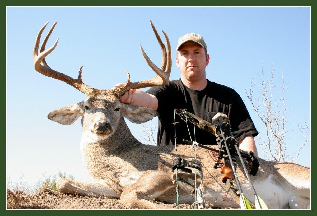 Whitetail Deer Hunting in Texas