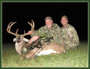 Whitetail Deer Hunting - Double Diamond Outfitters