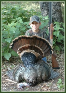 Turkey Hunts - Double Diamond Outfitters